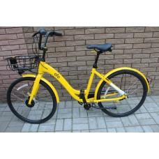 Прогулочный велосипед на Планетарке