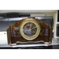 Старинные немецкие часы Junghans