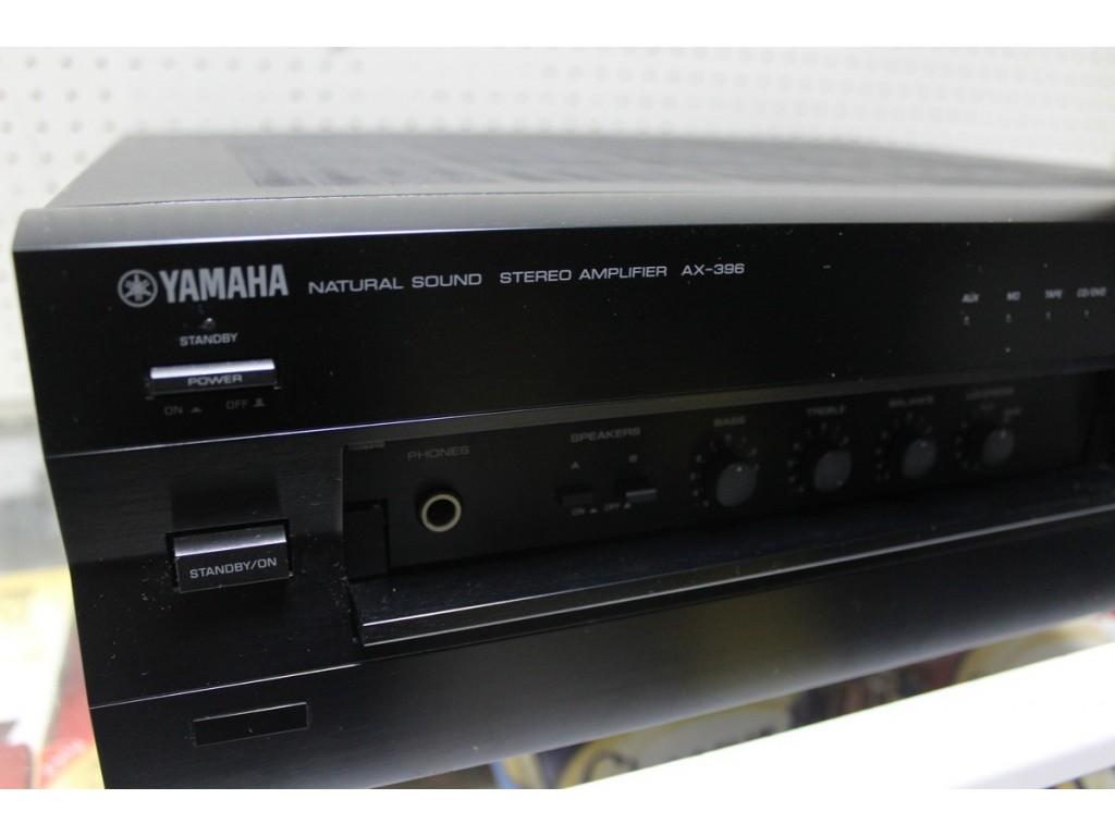 yamaha ax 396. Black Bedroom Furniture Sets. Home Design Ideas